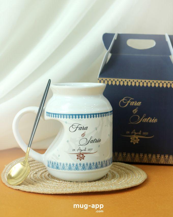 Fara & Satrio by Mug-App Wedding Souvenir - 001