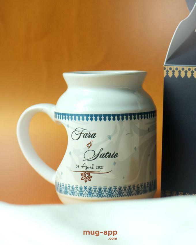 Fara & Satrio by Mug-App Wedding Souvenir - 003