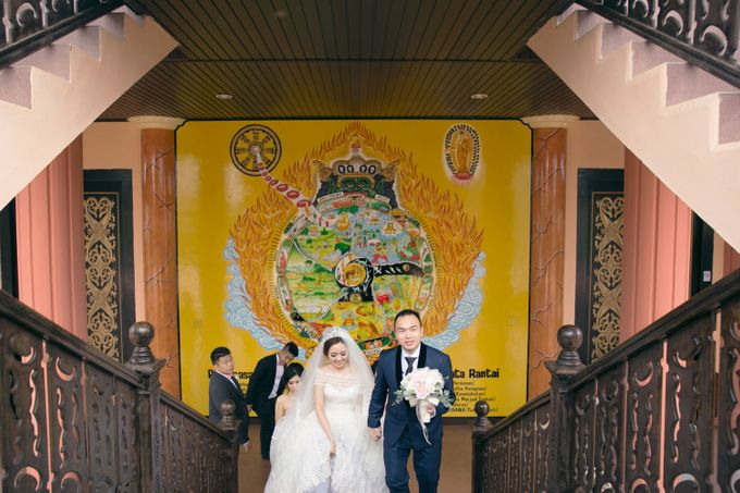 Roy & Erline Wedding by Folia Photography - 019
