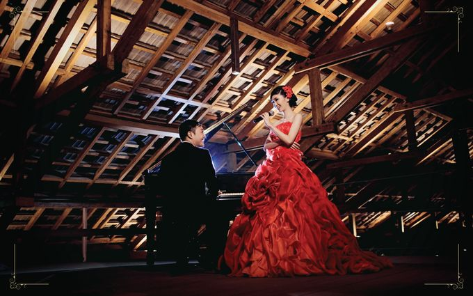 Pre Wedding & Wedding Alvin and Novita back at 2014 by Luciole Photography - 007