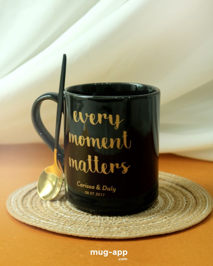 Carissa & Daly by Mug-App Wedding Souvenir - 002