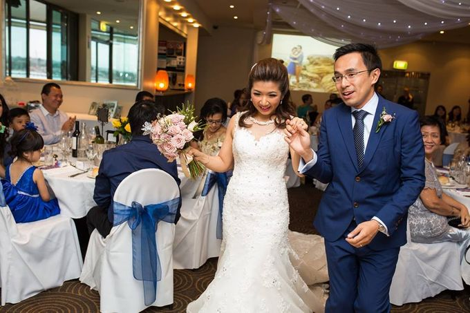 My amazing dream wedding by SS Florist - 017