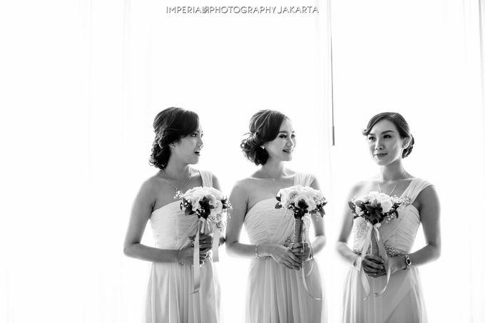 Wilson & Jesisca Wedding by Imperial Photography Jakarta - 019