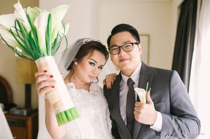 Tie the knot Ariel & Stephanie by Hotel Aryaduta Jakarta - 018