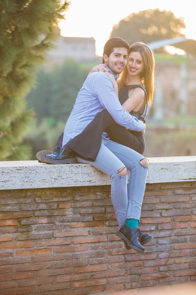 Engagement of Benedetta & Manolo by DR Creations - 014