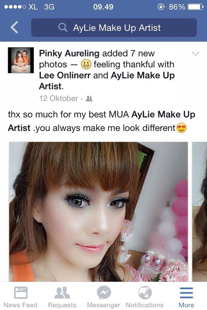 Testimoni by Aylie Make Up - 019