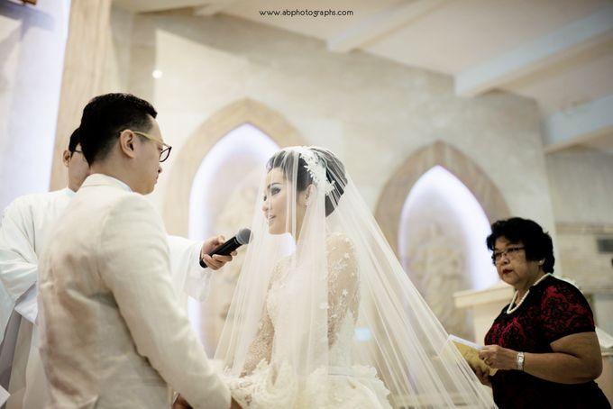 THE WEDDING OF RICHARD & LYDIA by Cynthia Kusuma - 018