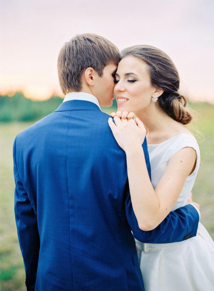 Golf club wedding for Nikolay and Kristina by BMWedding - 019