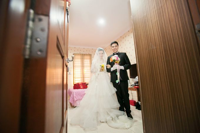 Wong & Devy - Wedding Day by HD Photography - 017