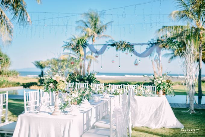 THE WEDDING Of  Mr KARLPEMER & Ms Susiani Retno by APLUS DECORATION & WEDDING PLANNER - 002