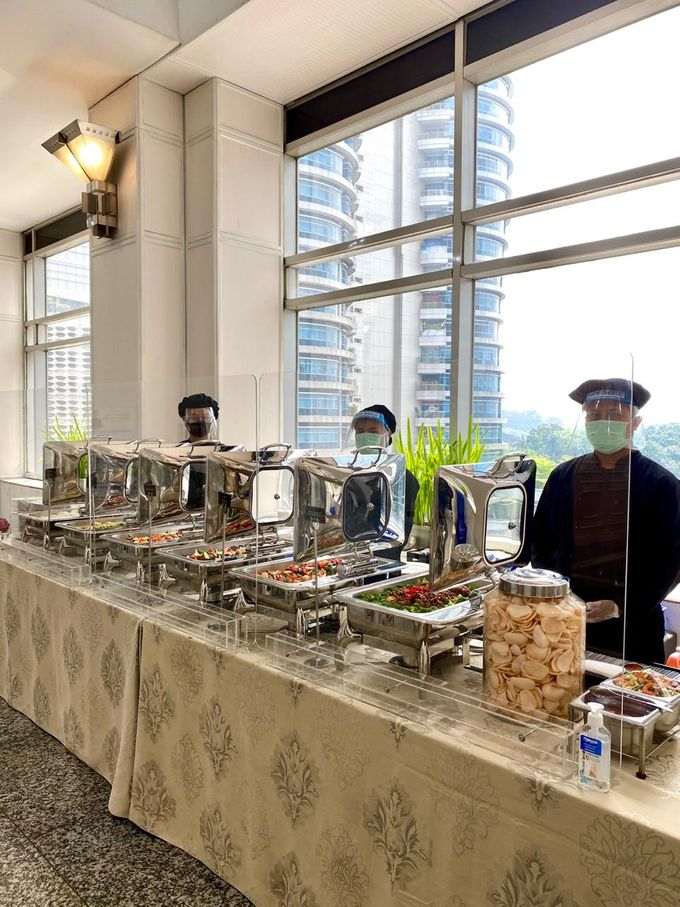 Wedding Event at UOB Building Jakarta Pusat by S2 Banquet - 003