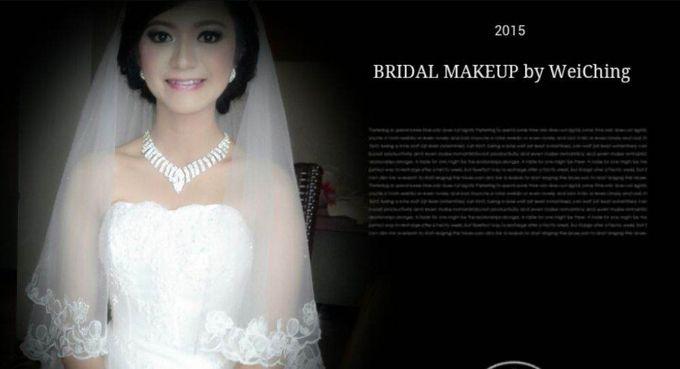 Weiching Bridal by Weiching Bridal Make Up - 004