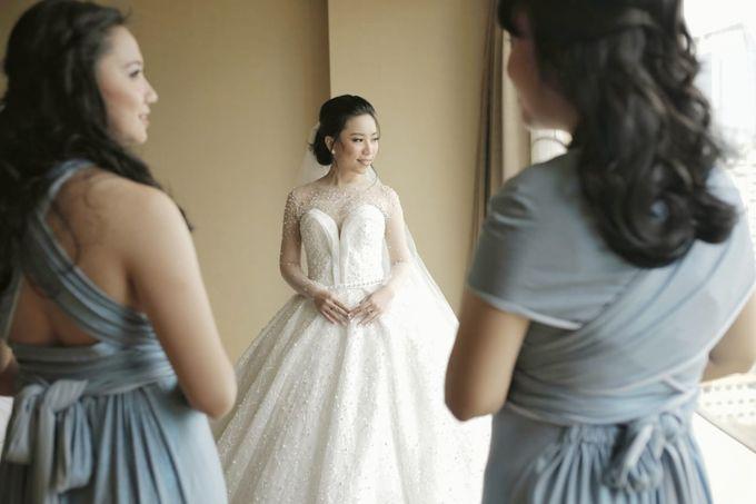 The Wedding of Sung & Mila by Yumi Katsura Signature - 003