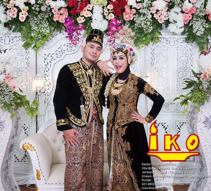 Rias & Busana IKO Catering by IKO Catering Service dan Paket Pernikahan - 013