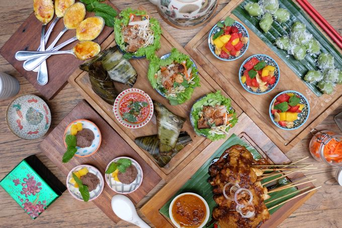 South East Asian Canapes Menu by Eat Company - 006