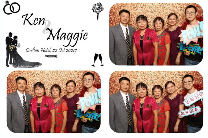 Ken and Maggie by Carlton Hotel Singapore - 019