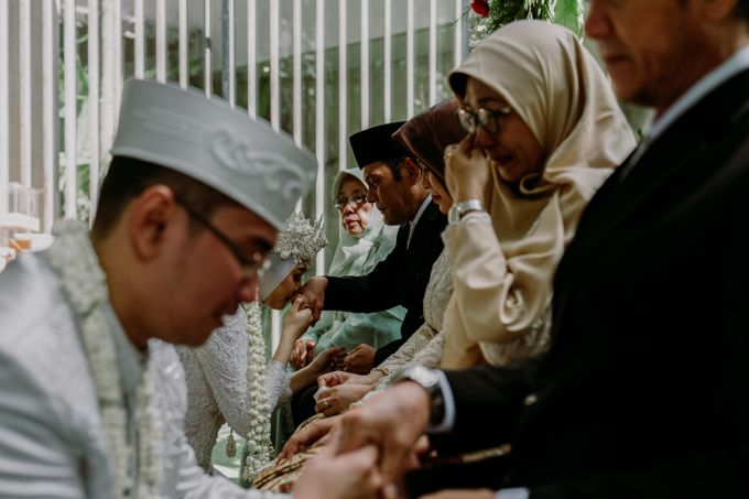 Dheafina & Nur Wedding at Azila Villa by AKSA Creative - 019