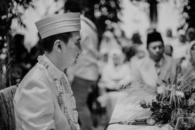 Resa & Bunga Wedding by AKSA Creative - 016