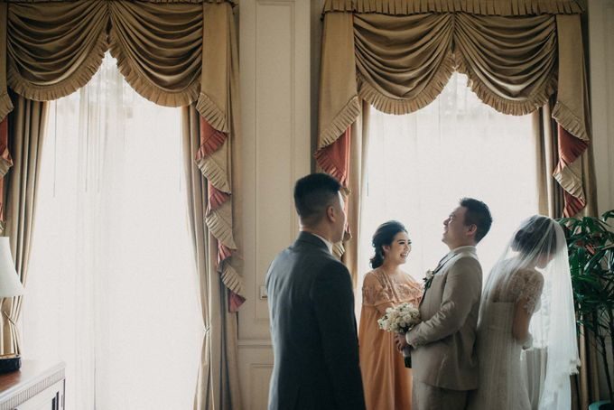 DAVID & FELICIA WEDDING by DHIKA by MA Fotografia - 019