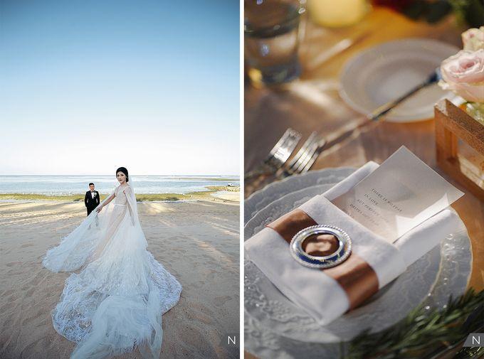 Jason & Brigitta Wedding by NOMINA PHOTOGRAPHY - 020