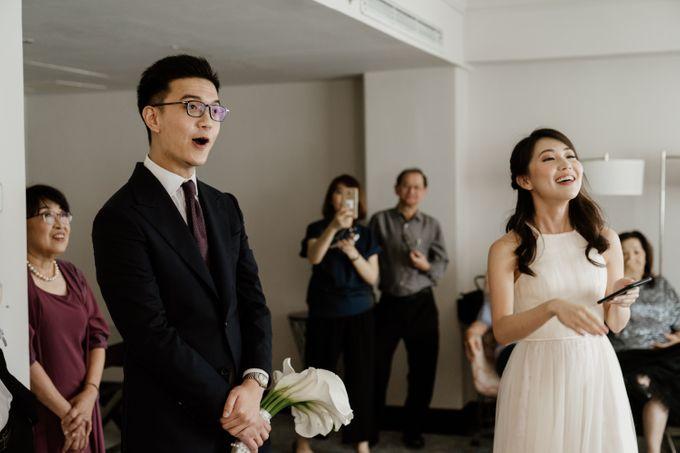Leonard & Shieng Wedding by Casablanca Design - 019