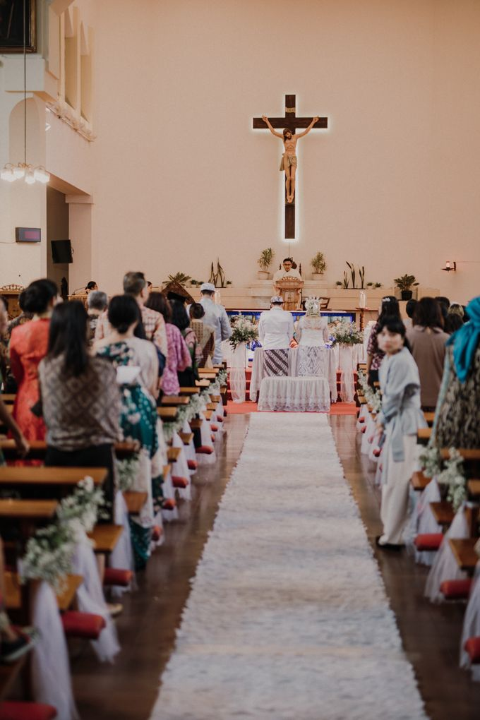Bia & Dony Wedding by AKSA Creative - 019