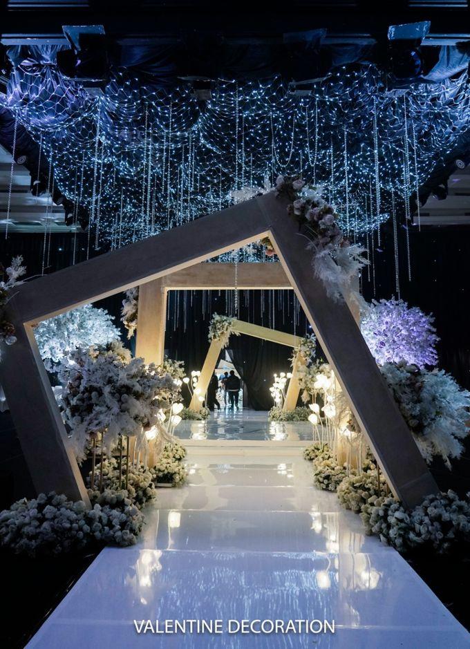 Jason & Devina Wedding Decoration by Valentine Wedding Decoration - 018