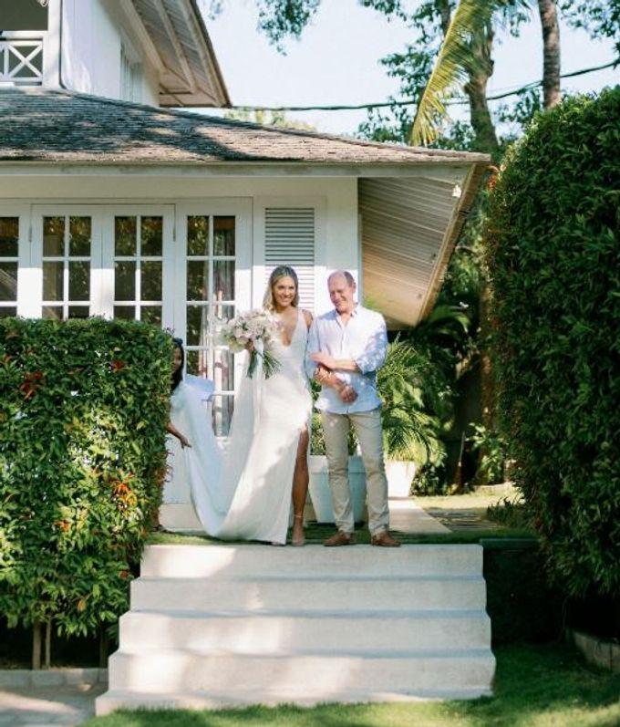 Brooke & Khalid Wedding by Bali Brides Wedding Planner - 019