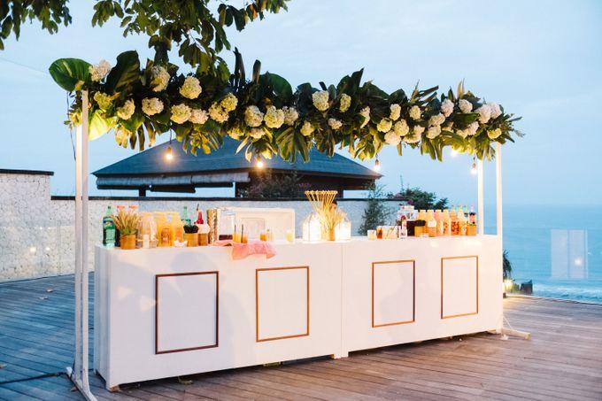 Nagisa Bali Wedding For Anh & Steven by Nagisa Bali - 015