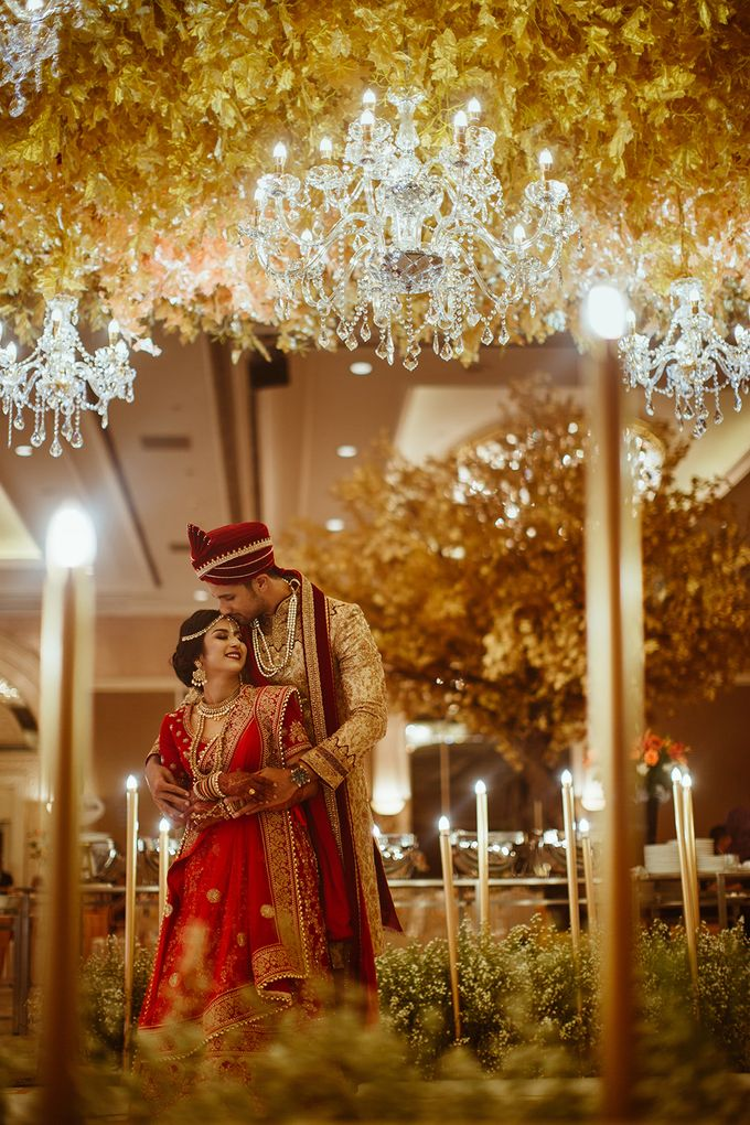 Sahil & Sita Wedding by Hilda by Bridestory - 011