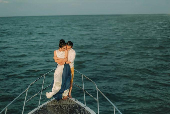 PRE - WEDDING ARA & OLIVIA BY HENOKH WIRANEGARA by All Seasons Photo - 019