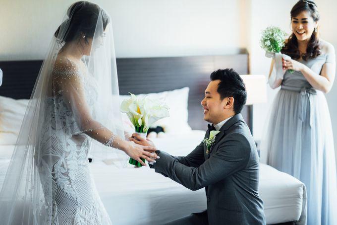 The Wedding of Anton & Christie by Memoira Studio - 023
