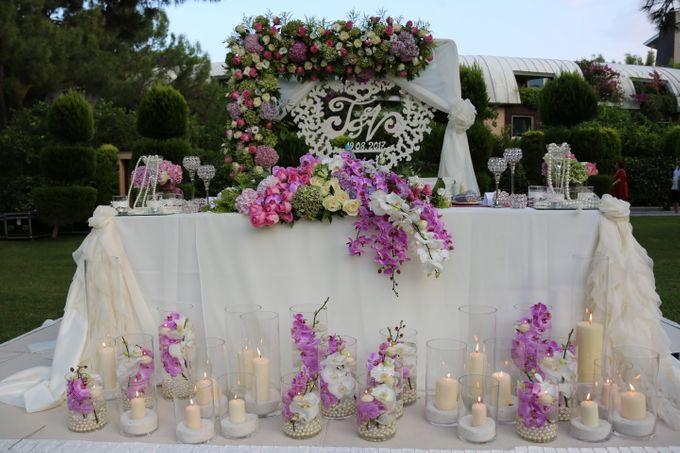 Tatyana & Vladimir Kazakh Wedding in Antalya by Wedding City Antalya - 019