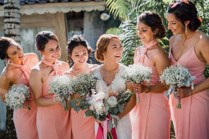 Oshiel & Patrick Wedding Preparation by White Roses Planner - 020