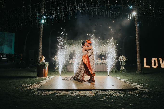 Wedding of Siska & Hari by Ananda Yoga Organizer - 012