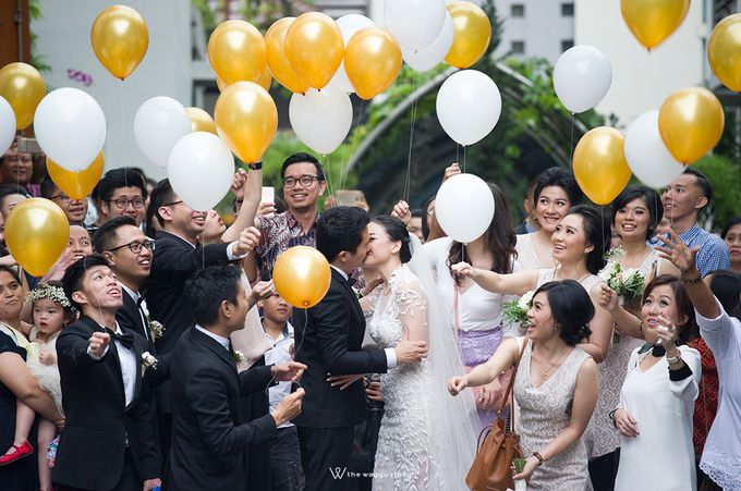 The Wedding of Gerry & Devina by The Wagyu Story - 019