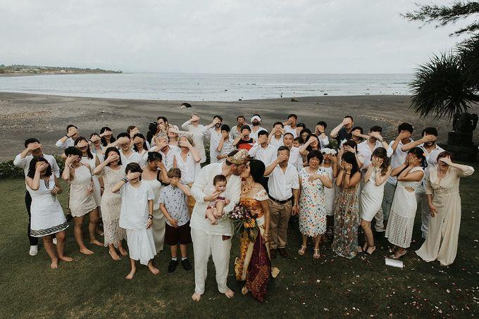 Nagisa Bali Wedding for Sacha & Ana by Nagisa Bali - 019