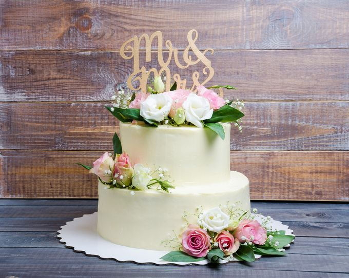 Wedding Cakes by CUPCAKES COMPANY - 007