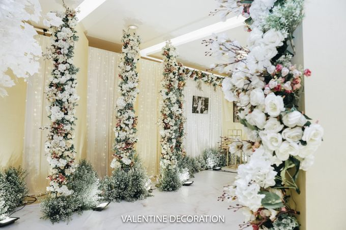 Ary & Dita  Wedding Decoration by MY MUSE BY YOFI - 019