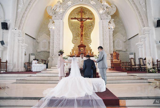 Reinaldo & Beatrice Wedding by NOMINA PHOTOGRAPHY - 020