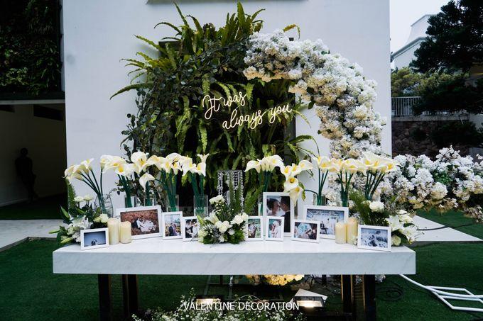 Grady & Kezia Wedding Decoration by Valentine Wedding Decoration - 019