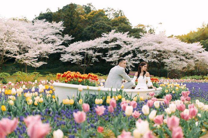 Ditto & Silvy Prewedding by Dhika by MA Fotografia - 019