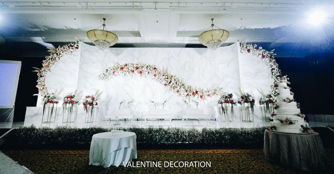 Glenn & Jesslyn Wedding Decoration by Valentine Wedding Decoration - 019