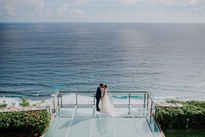 The Wedding of Larrie & Vivienne by BDD Weddings Indonesia - 019