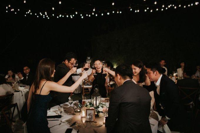 The Wedding of Benjamin & Wenjie by BDD Weddings Indonesia - 019