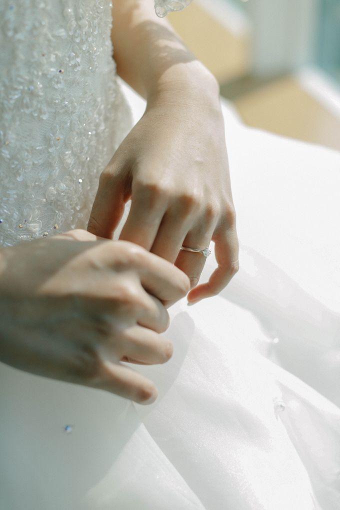 Maurice & Natasya Jakarta Wedding by Ian Vins - 009