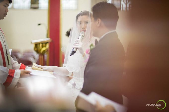 Hadi & Eveline Wedding by Adel's House of card - 005