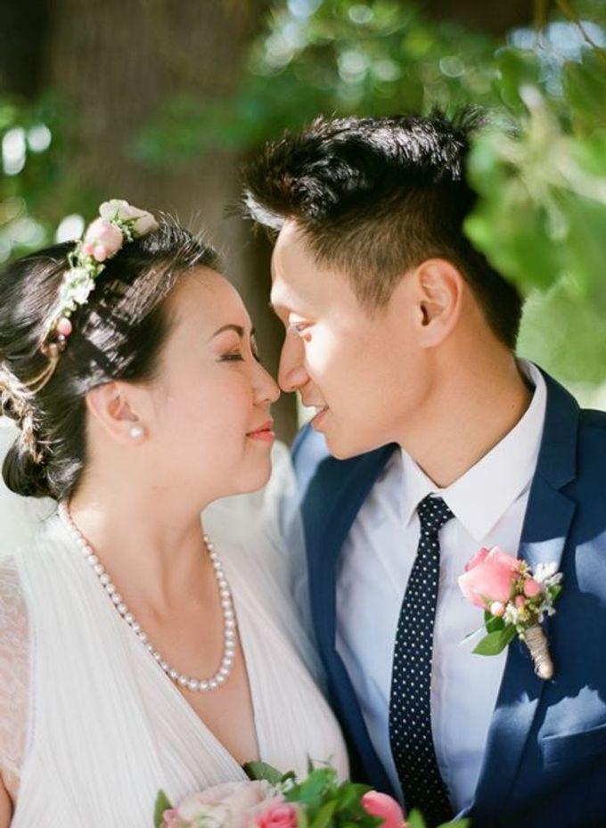 Dervi & Patrick Wedding by Angga Permana Photo - 010