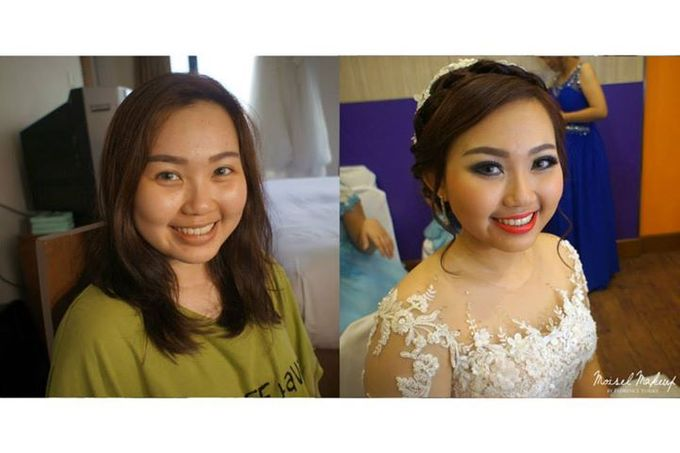 Before - After Makeup by Moisel Makeup - 043