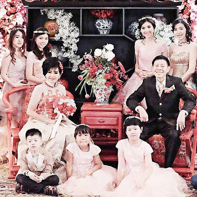 golden wedding anniversary by PRIVATE WEDDING ORGANIZER - 004